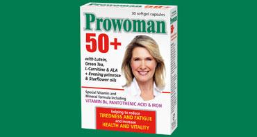 PROWOMAN 50+